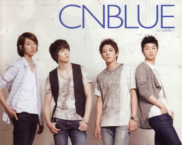cnblue_TheWay_PatiJuly