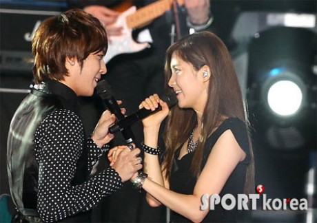 Yong hwa kiss seohyun dating