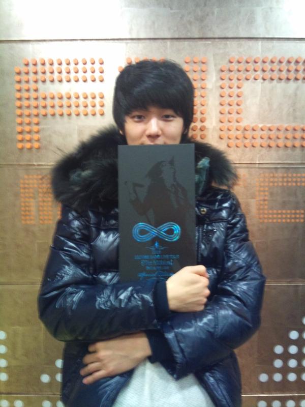 [NEWS] Tweet de Minhyuk 201263906