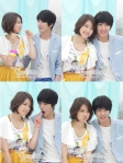 Yonghwa and Shinhye are so cute...