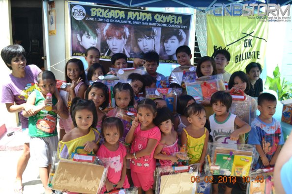 Project in Support of BLUE STORM in Philippines