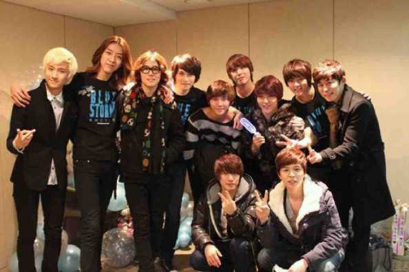 cnblue+fnc family