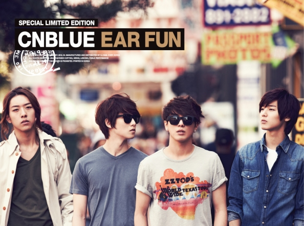 Ear Fun LE - Cover