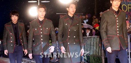 CN Blue�nun Y�l Sonu �d�l Seremonisini Fethetmesi Bekleniyor! /// 30.12.12