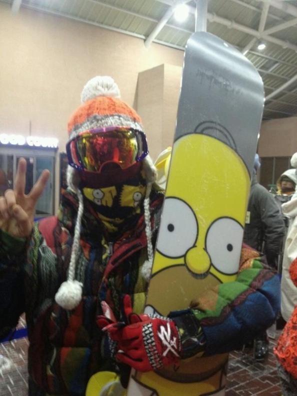 130122-yonghwa & his snowboard
