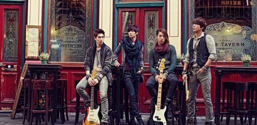 CN Blue -  Derleme Alb�mlerindeki Beste Yapma Yetene�iyle Par�ldayan Grup: CN BLUE ! /// 06.02.2013