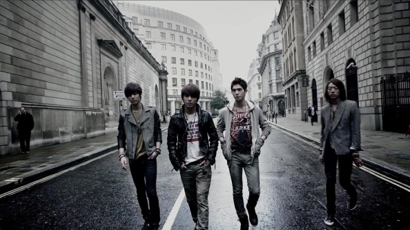 CNBLUE 4th Mini Album [Re-BLUE] 2nd BLUE Teaser 136