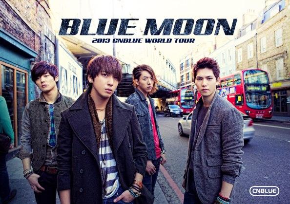 """CN Blue - """"BLUE MOON"""" D�nya Turnesi�nin 4 Dura�� ve Tarihleri Netle�ti!!! /// 22.02.2013"""