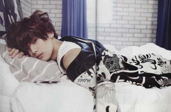 [R�PORTAJ] �ekici Kang Min Hyuk Dazed&Confused Magazine /// 02.05.2013