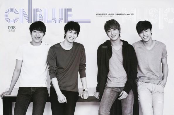 [R�PORTAJ] CN Blue - (Lee Jonghyun) FNC Magazine �Hey You� /// 13.07.2013