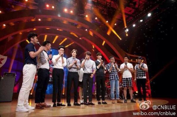 140624 Weibo YH