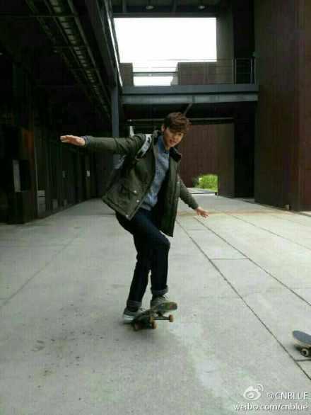 140717 Minhyuk Weibo
