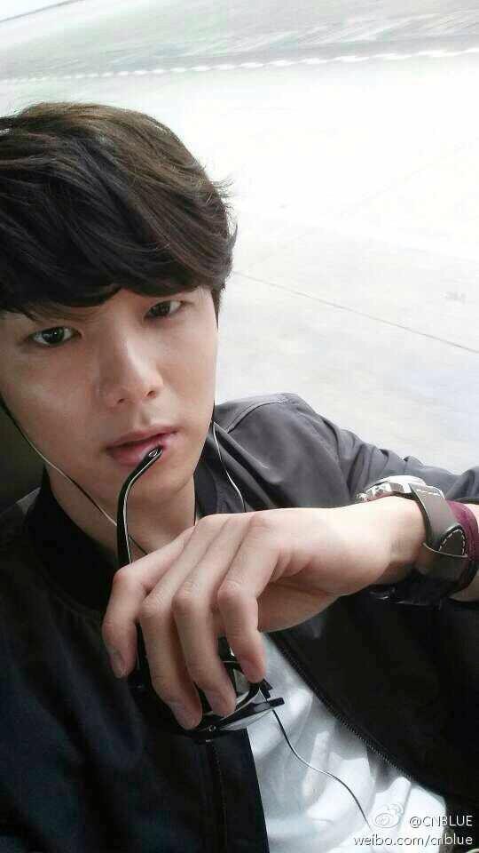 140828 Weibo - Minhyuk
