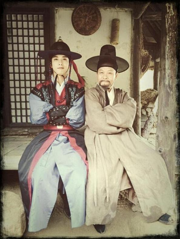 dalhyang and father