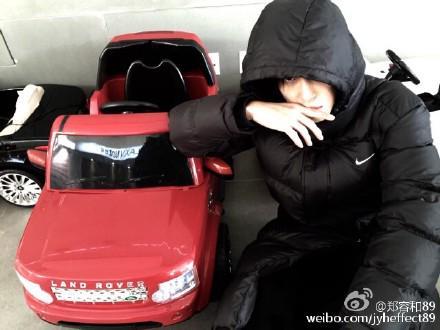 141231 Weibo YH