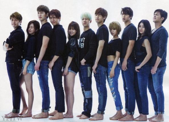 HIGH CUT - FNC FAMILY (5)