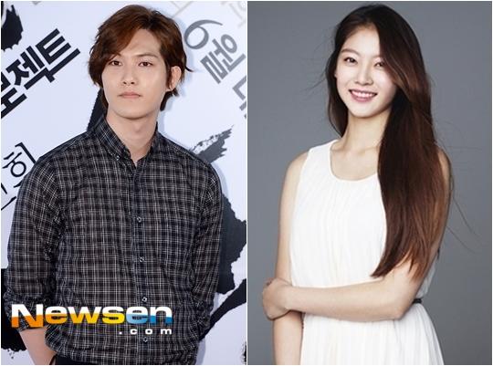 Lee Jonghyun News: [News] CNBLUE Lee Jong Hyun And Gong Seung Yeon In Talks