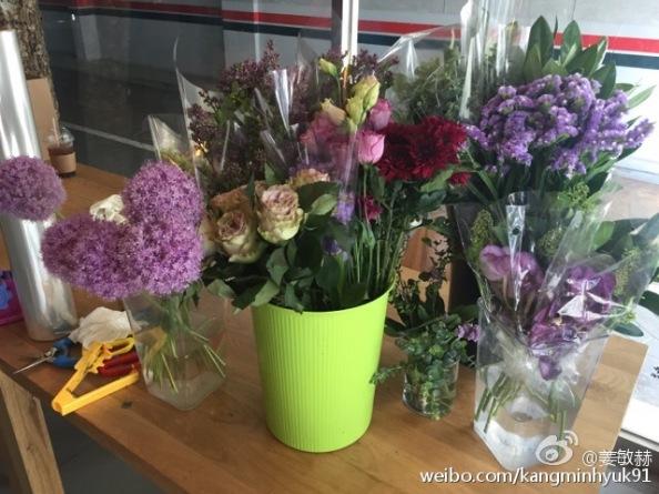 150512 minhyuk weibo update3