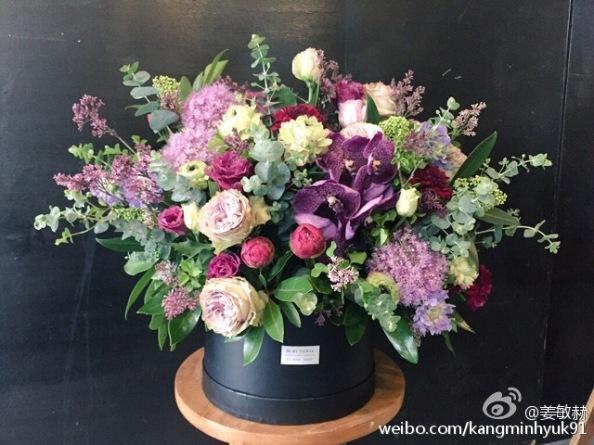 150512 minhyuk weibo update5