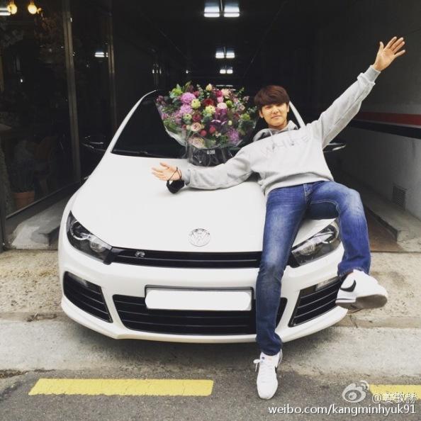 150512 minhyuk weibo update8