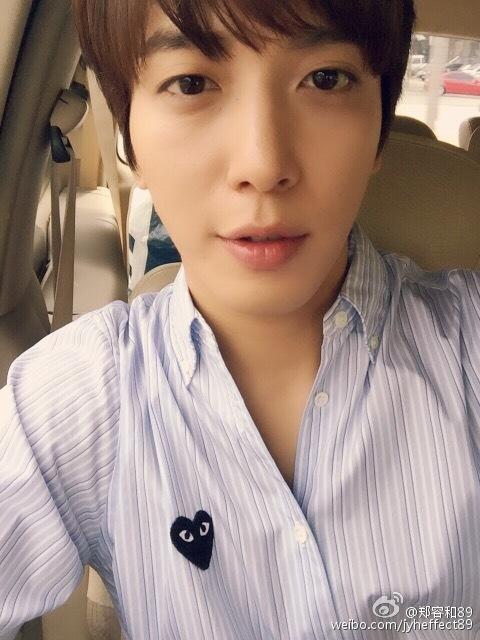 jungyonghwa weibo-`