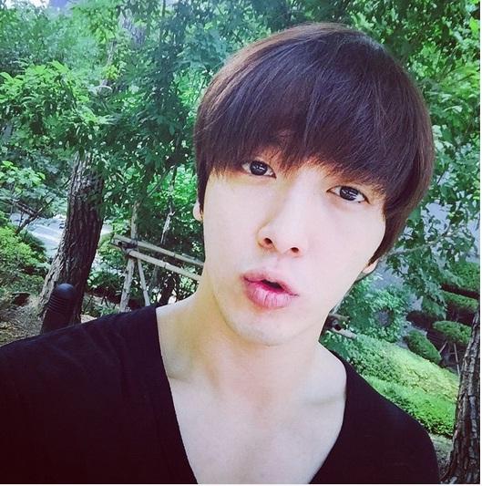 150622 birthday boy yonghwa IG1
