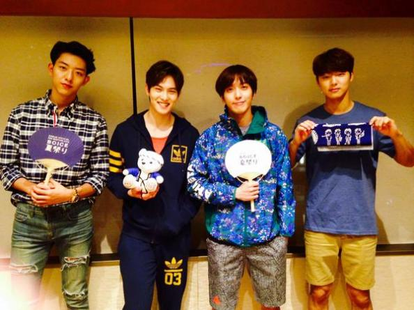 CNBLUE Official Japan Fanmeet-1