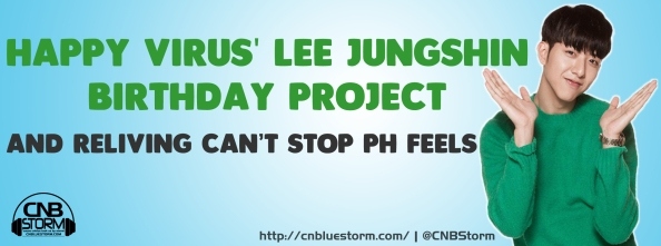 Jungshin Bday Project 2015