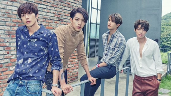 CNBLUE 2015 - 2gether